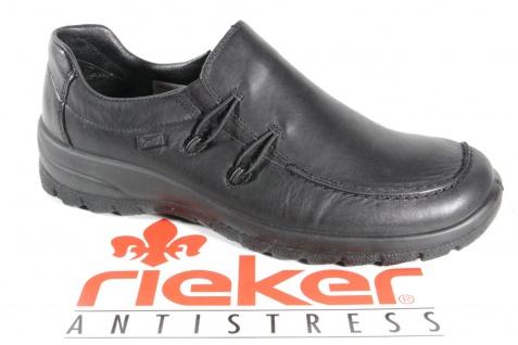 Rieker Leder TEX Slipper Halbschuhe Sportschuhe Leder Rieker schwarz L7180 Neu!!! 5ee155