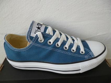 Converse All Star Schnürschuhe Sneaker Sneakers blau Neu!!!