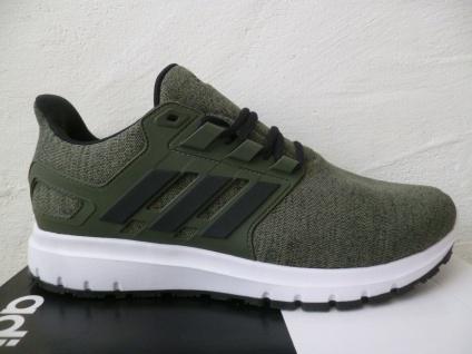 Adidas Herren Schnürschuhe Sneakers Sportschuhe ENERGY CLOUD oliv NEU