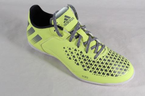 Adidas Herren Schnürschuhe Sneakers ACE 16.3 Court gelb NEU - Vorschau 4