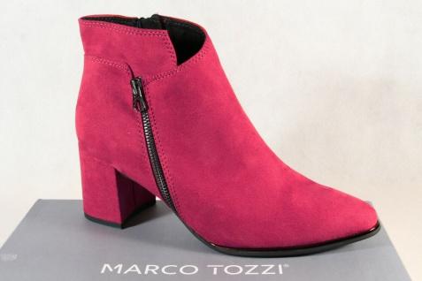Marco Tozzi Stiefelette Stiefeletten Stiefel rot 25015 NEU!