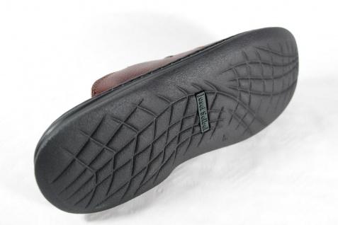 Seibel Clogs weiches Pantoletten Sabot braun, Leder weiches Clogs Lederfußbett 1099 NEU! 8b2202