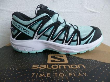 Salomon XA PRO 3D Sportschuhe Sneaker Slipper Sneakers türkis Neu!