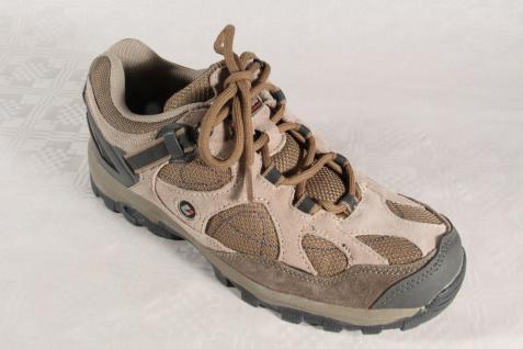 Killtec Damen Schnürschuh Schnürschuh Damen Sneaker beige Neu!! 0be200