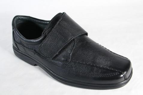 Rohde Herren Slipper Sneaker Halbschuhe Sneaker Slipper schwarz NEU! a900a5