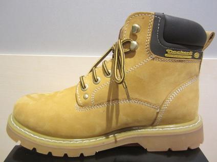 Dockers Stiefel, gelb, Echtleder, Warmfutter, Goodyear Schuhe welted shoes NEU Beliebte Schuhe Goodyear 849fb9