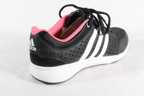 adidas Schnürschuh Sneaker Sportschuh Arianna schwarz/weiss NEU - Vorschau 4