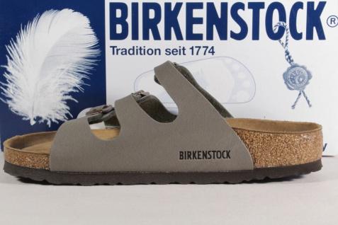 Birkenstock Pantoffel Pantolette Pantoletten Hausschuhe Pantoffel Birkenstock stone normale Weite NEU! 0a13c2
