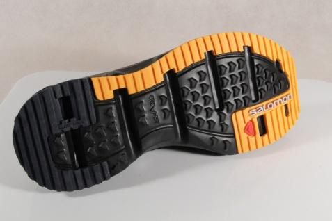 Salomon Clogs RX Slide, schwarz, NEU Lederinnenfußbett 392442 NEU schwarz, 93d054