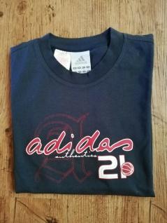 Adidas T-Shirts Set Jungen schwarz beige grün/khaki Angebot Kinder Sport NEU - Vorschau 2
