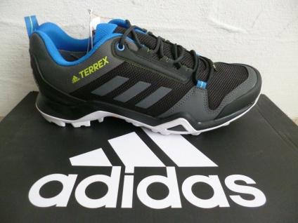 Adidas Terrex Sportschuhe Sneakers Schnürschuhe wasserdicht schwarz NEU!