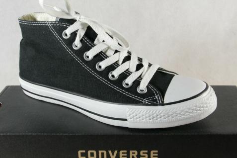Converse All Star Sneaker Schnürschuh Turnschuh schwarz 122067C Neu!!!