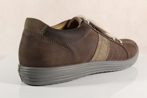 Jomos aircomfort Herren Schnürschuh Sneakers NEU Halbschuh 314206 braun Leder NEU Sneakers cc1185