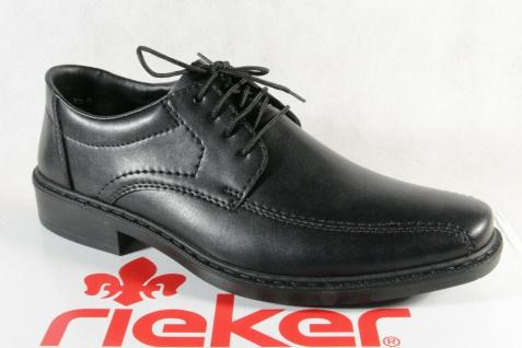 Rieker Halbschuhe Schnürschuhe Sneaker Slipper schwarz 14100 NEU!!