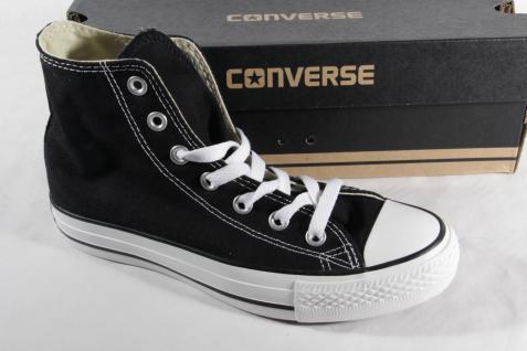 Converse All Star Stiefel, schwarz, Textil/ Leinen, M9160C Neu!!!