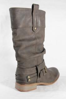 Rieker Damen Stiefel Stiefelette NEU Winterstiefel Boots braun/grau 95672 NEU Stiefelette 5902ee