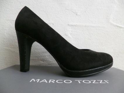 Marco Tozzi 22441 Pumps Slipper Trotteur schwarz weiche Innensohle NEU!