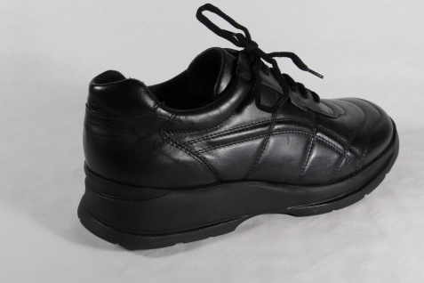 Esprit Herren Schnürschuh, Halbschuh schwarz, Sneaker schwarz, Halbschuh NEU! d1a339