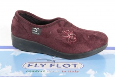 Fly Flot Damen Hausschuhe violett Neu!