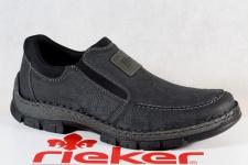 Rieker Halbschuhe Slipper Schnürschuhe Sneaker schwarz 12261 NEU!!