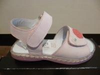 Boomers Mädchen Sandalen Sandaletten pink/ rose, flach NEU!!