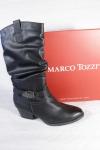 Marco Tozzi Damen Stiefel Stiefeletten schwarz, leicht gefüttert, RV, 25335 NEU!