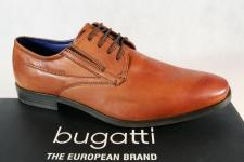 Bugatti Herren Schnürschuh Schnürschuhe Halbschuhe Sneaker braun 19605 NEU!