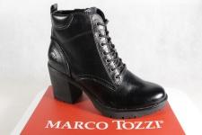Marco Tozzi Damenstiefel Stiefel Stiefeletten Schnürstiefel, 25204 NEU!