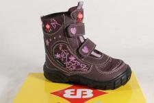 Brütting Mädchen Stiefel Stiefeletten Boots ComforTex violett 691009 NEU!