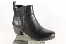 Jana Stiefel Stiefel Stiefelette Boots Winterstiefel schwarz 25312 NEU