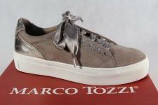 Marco Tozzi Sneakers Halbschuhe Schnürschuh Slipper pepper 23720 NEU!