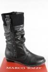 Marco Tozzi Stiefel Stiefelette schwarz, gefüttert, RV SP. 29, 95 € NEU!!