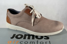Jomos Schnürschuhe Schnürschuh Sneakers Halbschuh grau Echteder 324310 NEU!