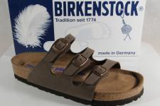 Birkenstock Damen Pantolette Birkoflor braun 053881 NEU!