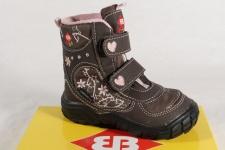 Brütting Mädchen Stiefel Stiefeletten Boots ComforTex braun/rose 691008 NEU!
