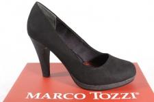 Marco Tozzi Pumps Slipper Trotteur schwarz 22441 NEU!
