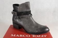 Marco Tozzi Stiefelette Stiefel Reißverschluß gefüttert 25306 NEU!!
