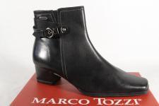 Maco Tozzi 26315 Tex Damen Stiefel Stiefelette Boot Leder schwarz NEU 39, 00 €