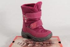 Superfit Mädchen Gore-Tex Stiefel Stiefeletten Boots fuchsia 091 NEU!
