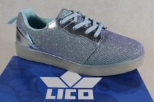Lico Schnürschuhe Sneakers Sportschuhe Halbschuhe Turnschuhe blau NEU!