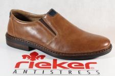 Rieker Halbschuhe Slipper Schnürschuhe Sneaker braun 17650 NEU!!