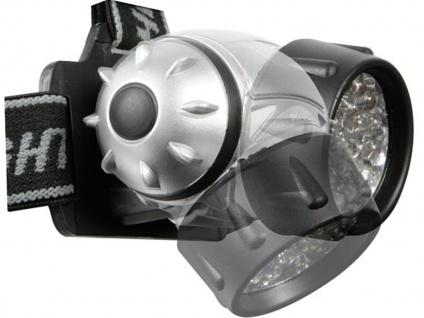 LED Stirnlampe Kopflampe ultra bright für Wandern, Trekking, Camping, Outdoor - Vorschau 4