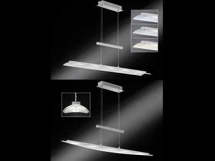 LED Hängeleuchte höhenverstellbar & dimmbar Länge 104cm Pendelleuchten Pendel - Vorschau 5