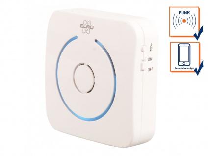 Drahtlose Zusatz Funktürklingel für ELRO Videotürsprechanlage DVC040IP DVC040IP2
