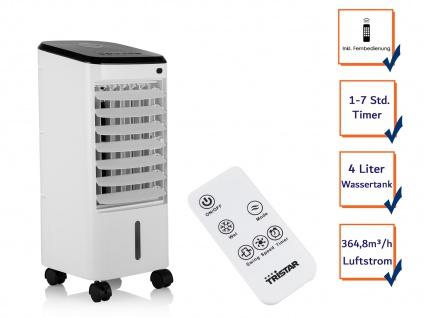 Luftkühler ohne Abluftschlauch für Schlafzimmer Ventilator mit Fernbedienung