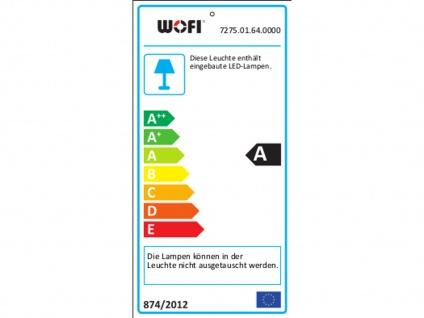 Höhenverstellbare, dimmbare LED-Hängeleuchte, Wofi-Leuchten - Vorschau 4
