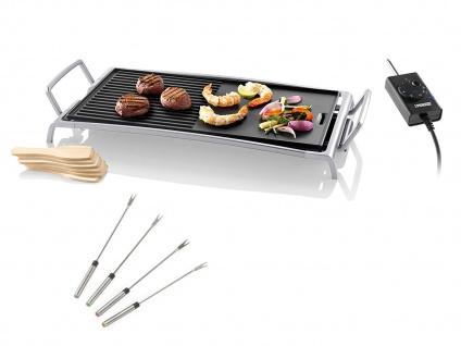 PRINCESS Teppanyaki mit 2500W Grillplatte Japanischer elektrischer Tischgrill