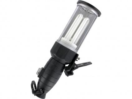 Elro FL20 Tragbarer Arbeitsscheinwerfer mit Energiesparlampe, 5m Kabel