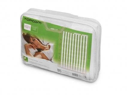 Elektrische Unterdecke für 1 Person, Heizdecke Synthetik 150x70cm, Wärmetherapie - Vorschau 5