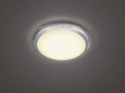 Flache LED Deckenleuchte rund mit Nachtlichtfunktion dimmbare Esszimmerleuchten - Vorschau 2